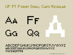 UF PT Forum Small Caps