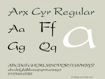 Arx Cyr