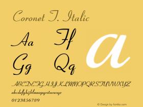 Coronet T.