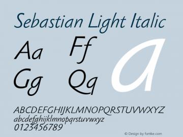 Sebastian Light
