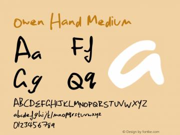 Owen Hand