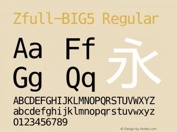 Zfull-BIG5