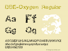 DBE-Oxygen