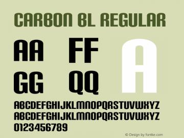 Carbon Bl