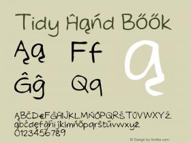 Tidy Hand