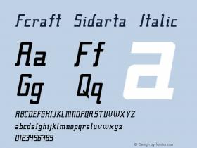Fcraft Sidarta