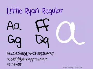 Little Ryan