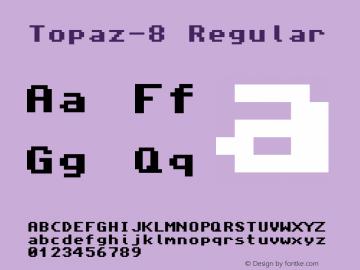 Topaz-8