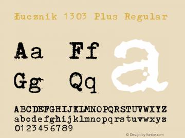 Łucznik 1303 Plus
