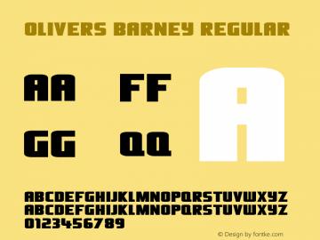 Olivers Barney