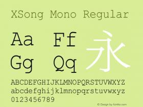 XSong Mono