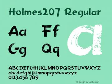 Holmes207