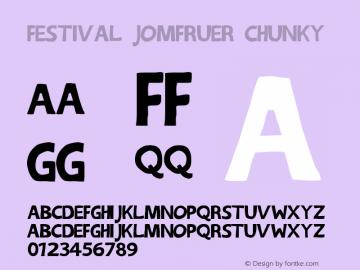 Festival Jomfruer