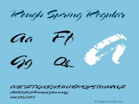 Rough Spring
