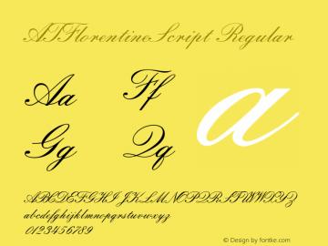 ATFlorentineScript