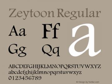 Zeytoon