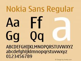 Nokia Sans