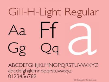 Gill-H-Light