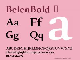 BelenBold