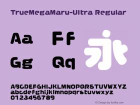 TrueMegaMaru-Ultra