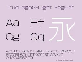 TrueLogoG-Light