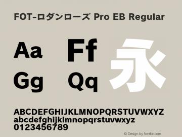 FOT-ロダンローズ Pro EB