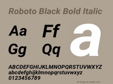 Roboto Black