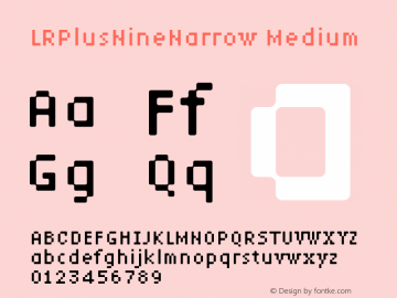 LRPlusNineNarrow