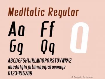 MedItalic