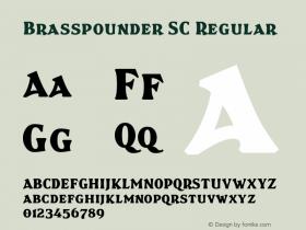 Brasspounder SC
