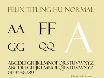 Felix Titling Hu