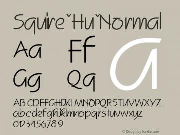 Squire Hu