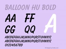 Balloon HU