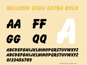 Balloon ExHU