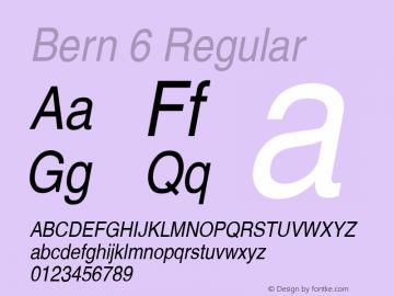 Bern 6
