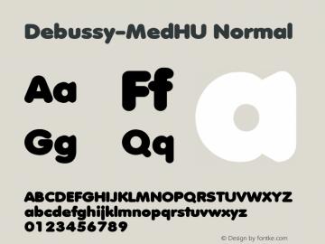 Debussy-MedHU