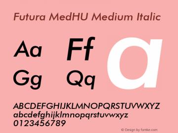 Futura MedHU