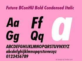 Futura BConHU
