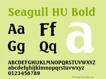 Seagull HU