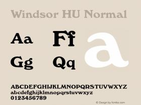 Windsor HU