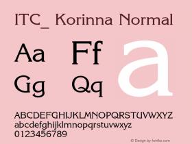 ITC_ Korinna