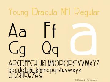 Young Dracula NFI