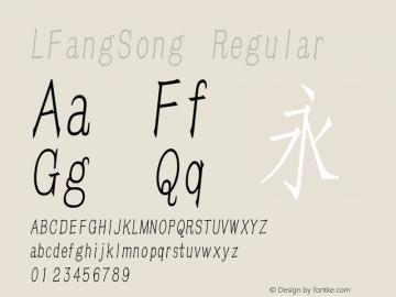 LFangSong