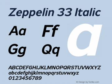 Zeppelin 33