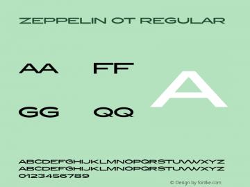 Zeppelin OT