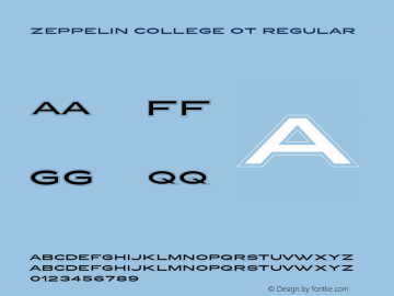 Zeppelin College OT