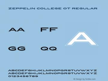 Zeppelin College OT