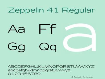 Zeppelin 41