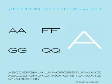 Zeppelin Light OT