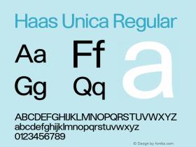 Haas Unica